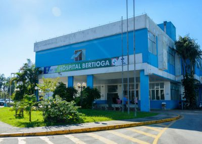 Hospital Municipal de Bertioga/SP